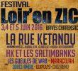 Les Gueules de Wab – Loir' en Zik – 2016