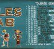 Les Gueules de Wab – Tournée Générale 2015